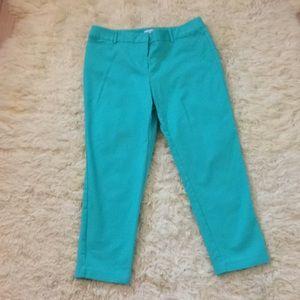Liz Claiborne Emma size 12 large capris pants